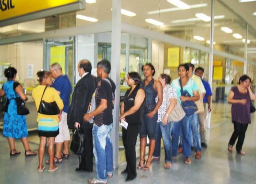 Mau Atendimento No Banco Do Brasil Denunciado Folha Do Sul Online